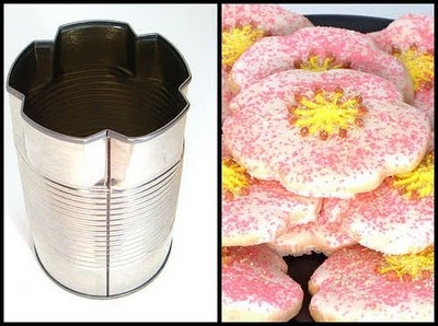 42 best images about cans tin upcycle reuse recycle for Can you recycle cookie tins