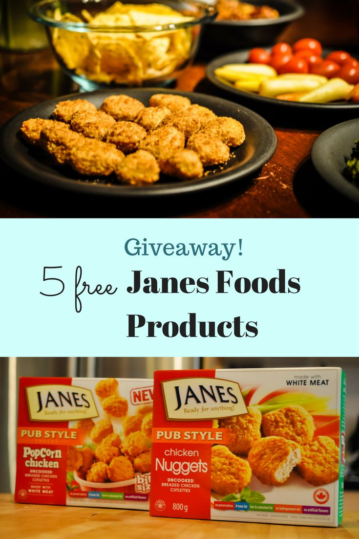 quick and easy meal ideas janes chicken giveaway