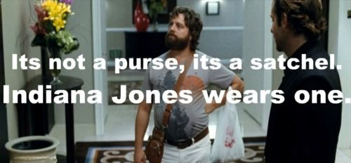 one exception it is a purse
