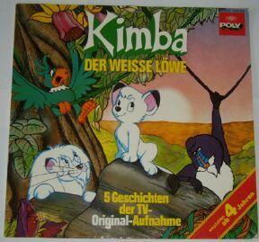 Kimba der weiße Löwe