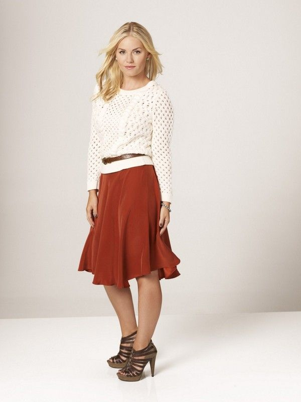 Elisha Cuthbert - Happy Endings Season 2 Photo Shoot - 29th April, 2012
