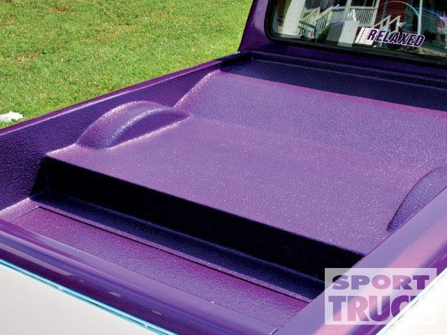 1997 Ford Ranger truck Bed