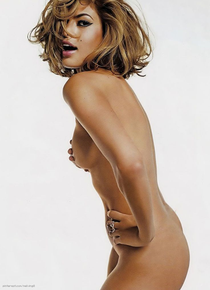 Something is. Eva mendes body