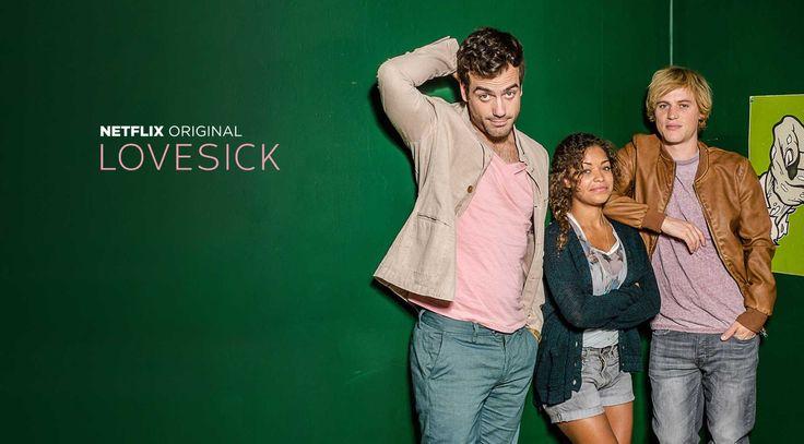 Lovesick : saison 1. Netflix a la maladie d'amour, Quelle série