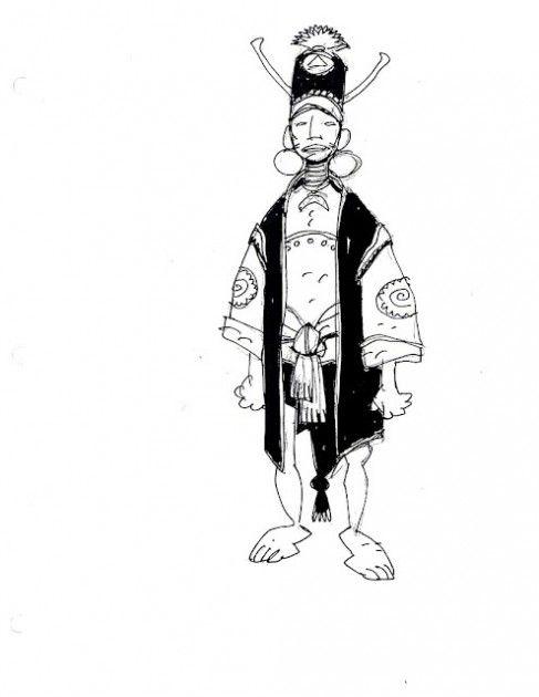 Disney Atlantis Character Design : Mike mignola concept art for atlantis the lost empire
