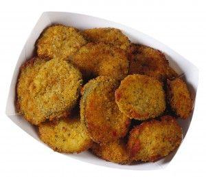 Fried Zucchini Snacks (paleo)