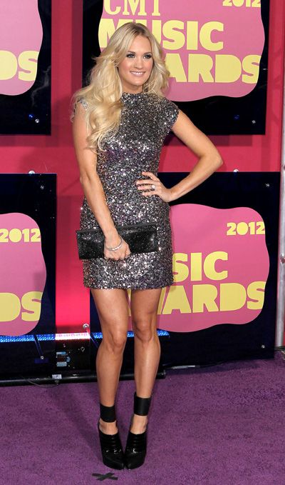 Carrie Underwood, Joy Williams shine at 2012 CMT Awards