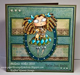 Paper Blessings: It's Release Day at Kraftin' Kimmie Stamps!!