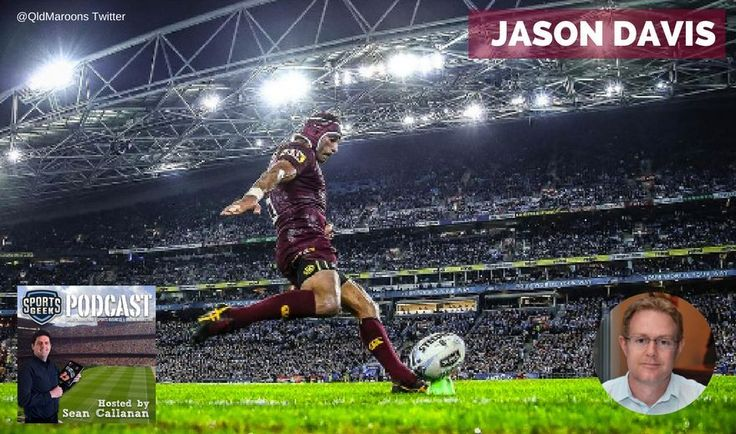From @seancallanan Insta -Great to talk with Jason Davis Head of Digital at Queensland Rugby League on the latest episode of the #SportsGeekPodcast. Have you listened? If not go to SportsGeekHQ.com/151 now!