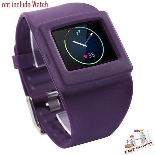 Watch Band Wrist Replacement Purple Accessory For Fitbit Blaze Smart Watch Gift #X4Tech