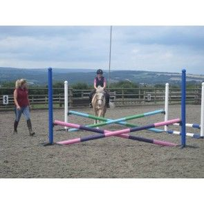 1 x 1/2 hour riding lesson This voucher is for a half hour one to one lesson at Brimington Equestrian Centre a British Horse Society approved riding school, located in Brimington just out side of Chesterfield. The centre offer lessons every day except Thursday. The centre has a 20m x 60m outdoor arena for lesson with a wide range of horses and ponies. The centre staff our friendly well trained and qualified.