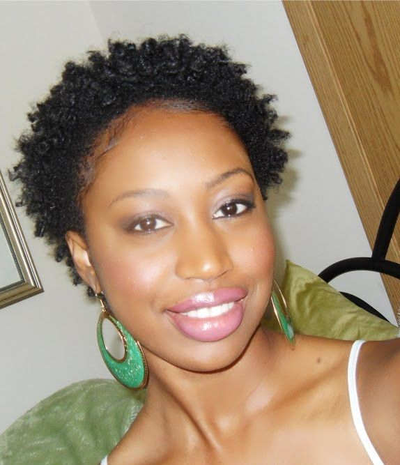 super short natural hairstyles black women | Teeny Weeny Afro | thirstyroots.com: Black Hairstyles and Hair Care