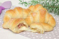 I Cornetti di Patate sono dei cornetti salati Soffici come una nuvola, gustosi e facilissimi da preparare, non perdeteli, seguite il passo passo e provateli