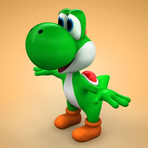 Yoshi Character Design : ️ yoshi friends a collection of ideas to try