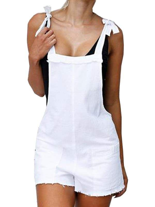 7249aa9ee50 Summer cute Overall Strappy Pocket Baggy Romper jumpsuits shorts  women   fashion  clothes  clothing  shorts