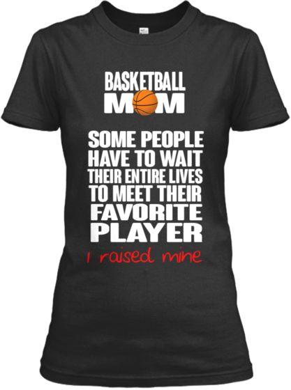 Limited Edition - Basketball Mom Tee!   Teespring