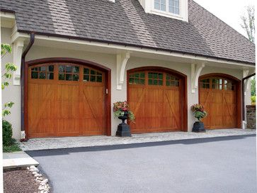 Variety Of Artisanu0027s Custom Garage Doors Mediterranean Garage And Shed