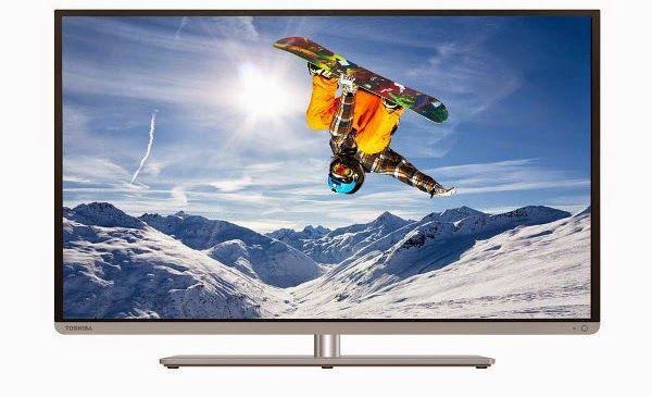 Toshiba FullHD 3D-Fernseher mit 121cm Bildschirm - 37%