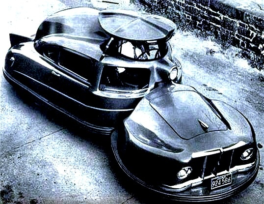 Sir Vival safety car: Sir Vival, Safety Cars, Autos Concept, Concept Vehicles, Wheels, Vival 1958, Concept Cars, Strange Cars, 1958 Sir