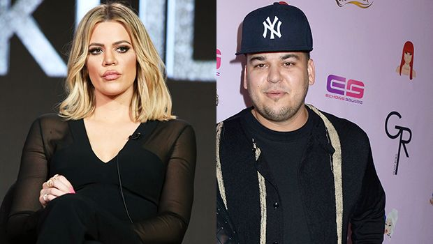 Khloe Kardashian 'Freaking Out' Over Rob & Blac Chyna Drama — She Wants To Protect Him https://tmbw.news/khloe-kardashian-freaking-out-over-rob-blac-chyna-drama-she-wants-to-protect-him  Watch out, Blac Chyna. Rob Kardashian's big sister, Khloe, is in 'full mama bear' mode after their nasty blowout, a source tells HollywoodLife.com EXCLUSIVELY.None of Rob Kardashian's siblings have been half as supportive of him as Khloe , 33, over the years. Now that the 30-year-old sock entrepreneur and…