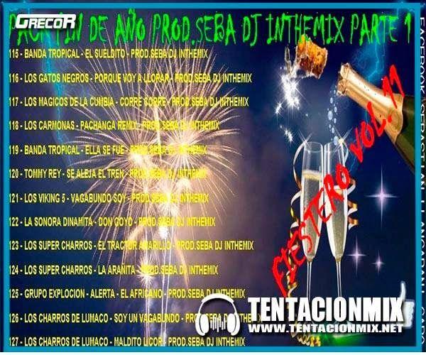 descargar pack fin de año - Dj Seba | descargar pack de musica remix