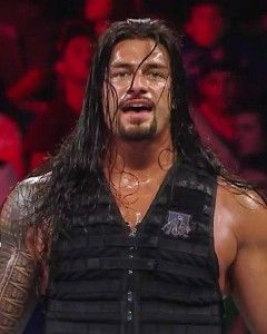 WWE Superstar Roman Reigns  I just want you to turn Face!