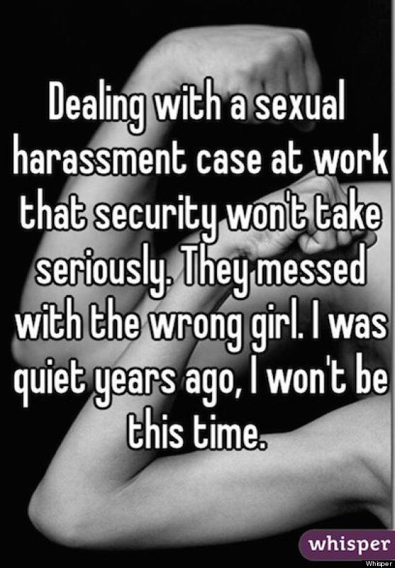 11 Brave Women Who Reported Sexual Harassment In The Workplace