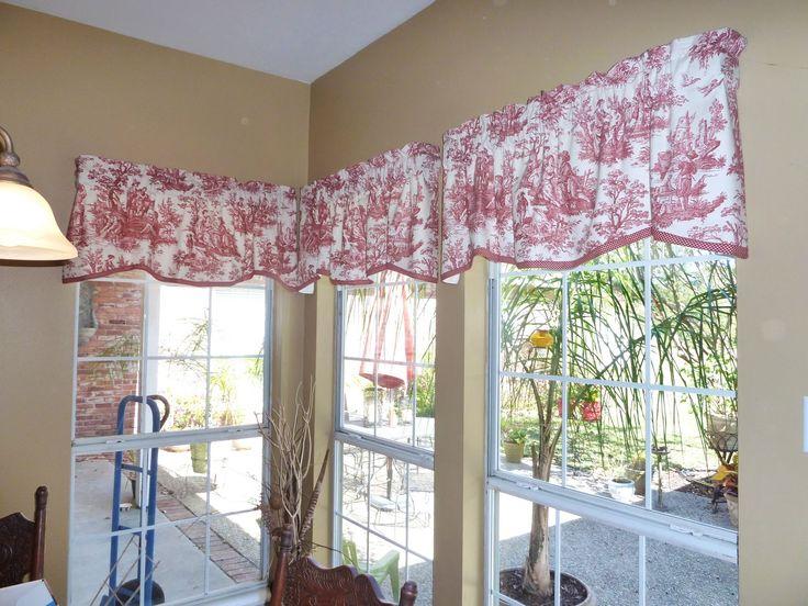 Best 25+ Red Kitchen Curtains Ideas On Pinterest