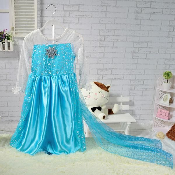 Frozen jurk Elsa Kopen