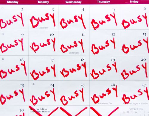 "Dental Scheduling: A ""Full"" Schedule is Not Always a Productive Schedule"