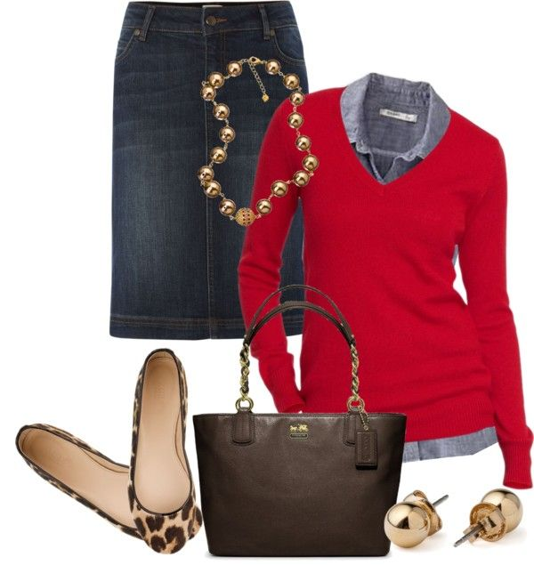"""""""Untitled #29"""" by littledajones ❤ liked on Polyvore.... w/o the jewelry~"""