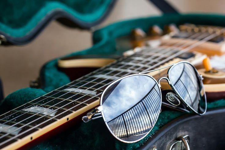 #sunglasses #guitar