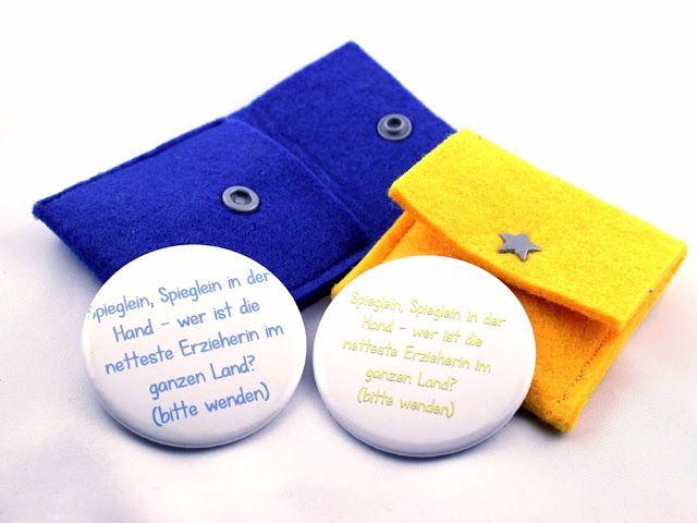 Perlenhuhn: Spiegel-Geschenke für Lehrer und Erzieherinnen