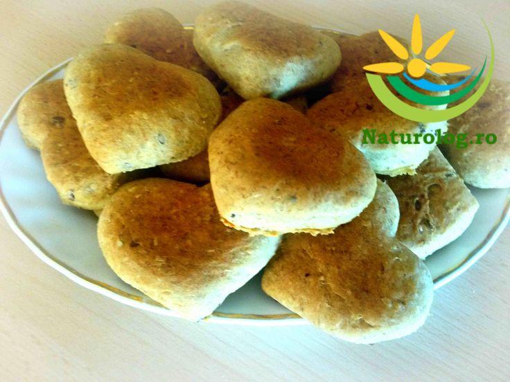 Biscuiți Digestivi cu Turmeric