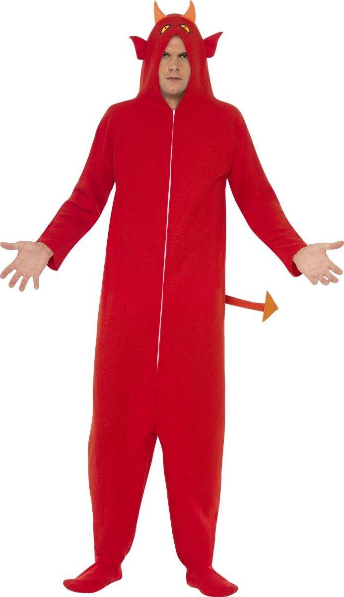 Déguisement diable adulte Halloween : Deguise-toi, achat de Déguisements adultes