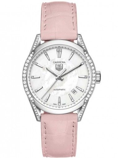 TAG HEUER Ladies Carerra Watch WV2212.FC6295