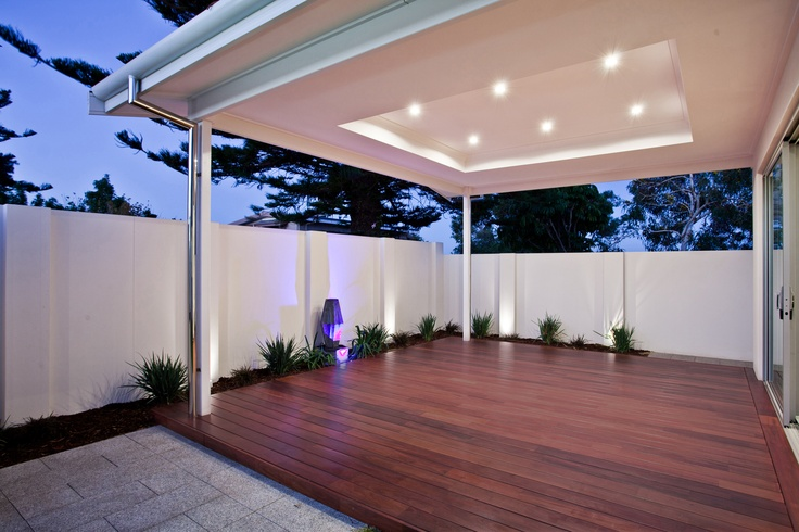Engineered jarrah decking called edeck made from value for Sustainable decking