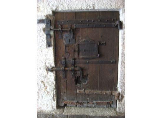 old door in Venice