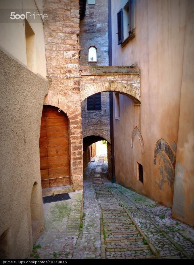 In Spello | Umbria | italy by MAURIZIO PONTINI | 500px Prime