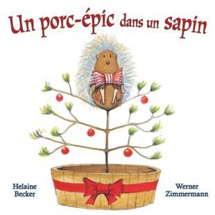 31997000925891 Un porc-épic dans un sapin. Quatre élans brailleurs, trois castors bruns, deux caribous et un porc-épic dans un sapin... Célébrez Noël en chantant cette adaptation amusante des Douze jours de Noël. Vous rencontrerez des écureuils balayeurs, des cornemuseurs, des joueurs de hockey, des campeurs et bien plus encore!