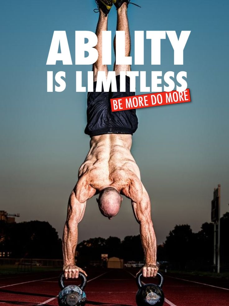 ABILITY IS LIMITLESS Handstand With Kettle Bells Ubelieveable Discover