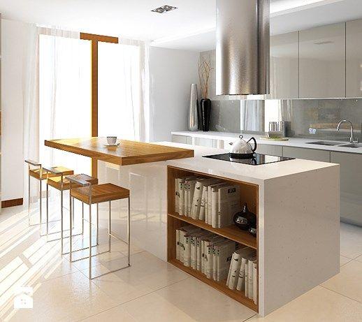 Kuchnie - Średnia kuchnia, styl nowoczesny - zdjęcie od add design
