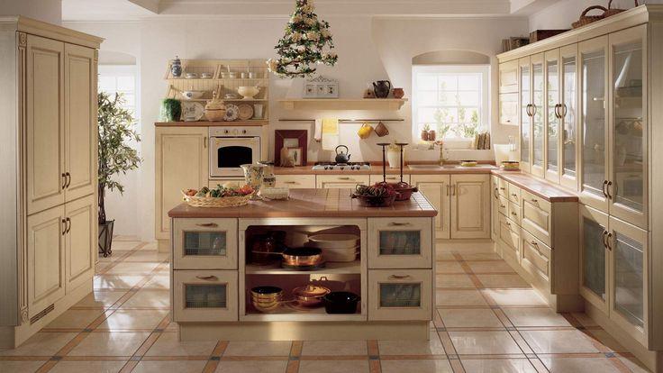 come-arredare-una-cucina-provenzale-6.jpg (1680×945) | Kitchen ...