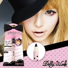 dolly wink eyeliner waterproof - it's a bit pricey but WORTH to have!!