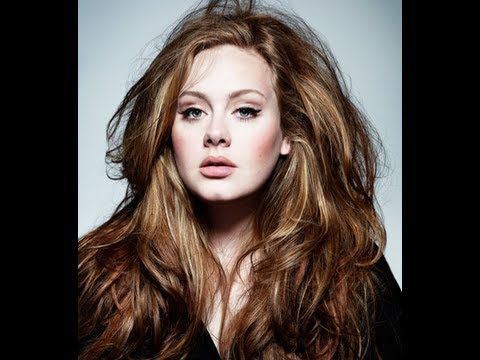 Wow!  this is a great tutorial (imo):   You Tube title: Adele's Grammy 2012 makeup video/tutorial