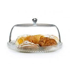 J'ai toujours voulu avoir une cloche ;à gâteau pour y mettre des gâteaux aux pommes ou encore des tartes à citrouille - Cloche à gâteau Diamond