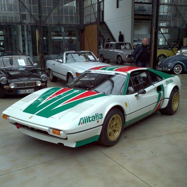 Ferrari 308 GTB Gr4 Michelotto