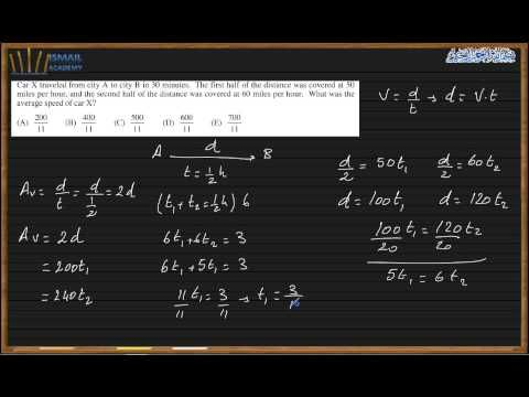 This video is about SAT Math Practice, it will show you how to solve any SAT math questions related with Word Problems Duration: 25:54