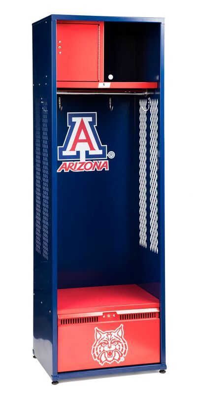SportsFan™ Locker University Of Arizona