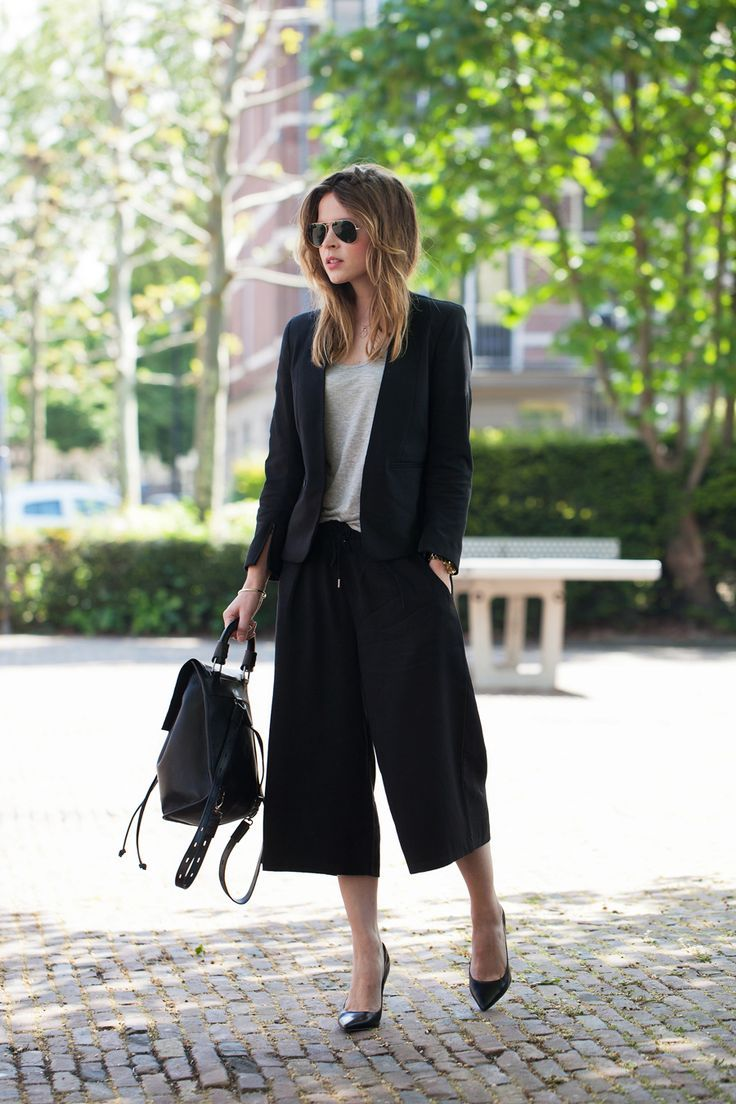 How To Pick The Perfect Pair Of Culottes